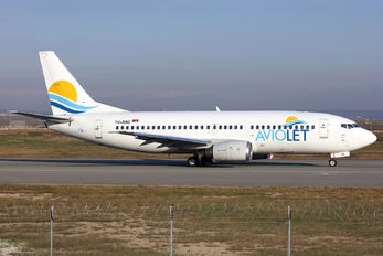 YU-AND - Aviolet Boeing 737-300