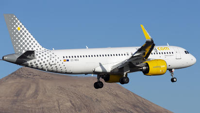 EC-NDA - Vueling Airlines Airbus A320 NEO