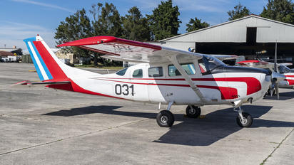 031 - Guatemala - Air Force Cessna 206 Stationair (all models)