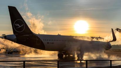 D-AIWC - Lufthansa Airbus A320