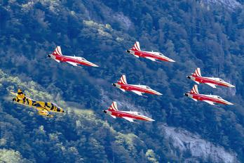 J-3087 - Switzerland - Air Force: Patrouille Suisse Northrop F-5E Tiger II