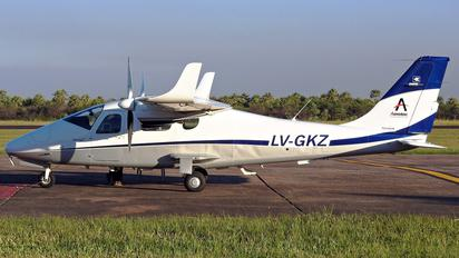 LV-GKZ - Private Tecnam P2006T