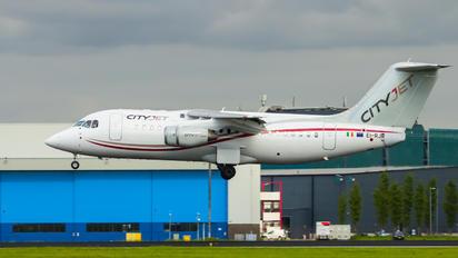EI-RJR - CityJet British Aerospace BAe 146-200/Avro RJ85