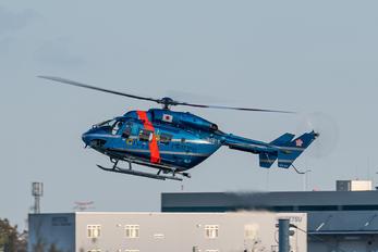JA6815 - Japan - Police Kawasaki BK117C-1