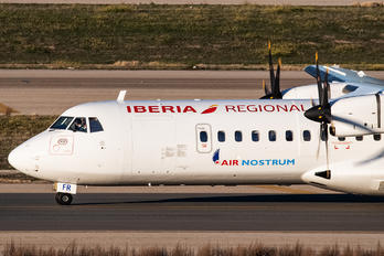 EC-NFR - Air Nostrum - Iberia Regional ATR 72 (all models)