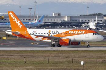 OE-LKF - easyJet Europe Airbus A319