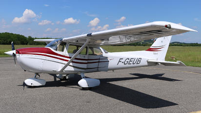 F-GEUB - Private Cessna 172 Skyhawk (all models except RG)