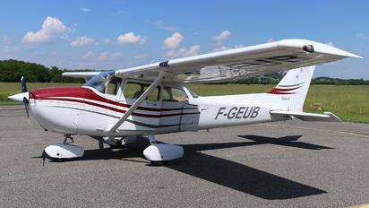 F-GEUB - Private Cessna 172 Skyhawk (all models except RG)