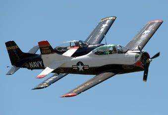 C-GDKR - Private North American T-28B Trojan