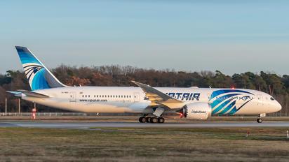 SU-GEU - Egyptair Boeing 787-9 Dreamliner