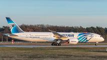 SU-GEU - Egyptair Boeing 787-9 Dreamliner aircraft