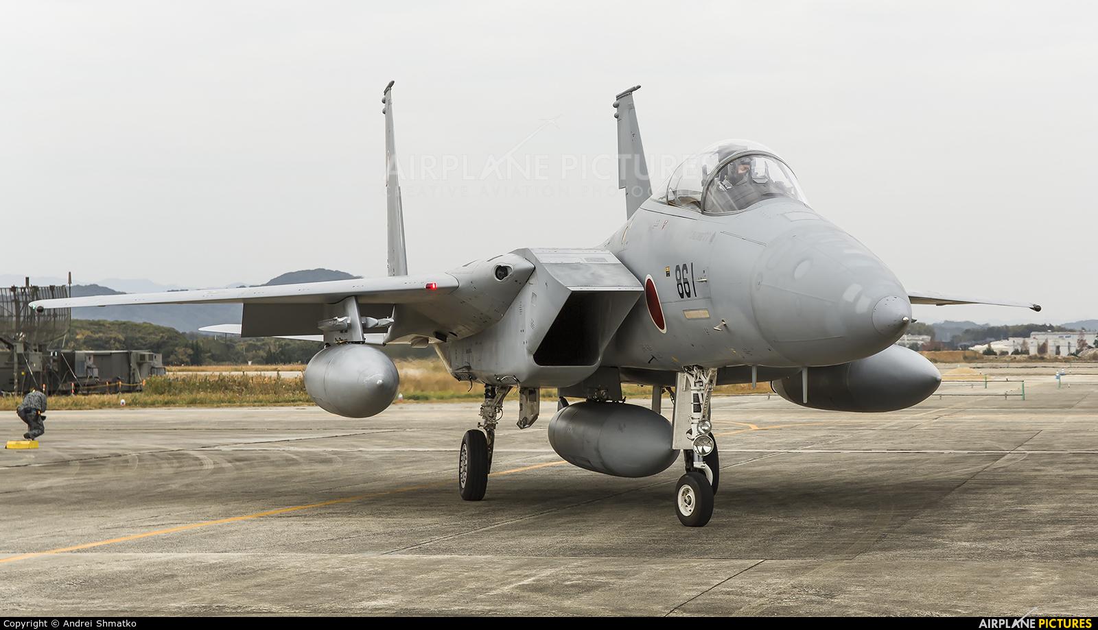 Japan - Air Self Defence Force 52-8861 aircraft at Tsuiki AB