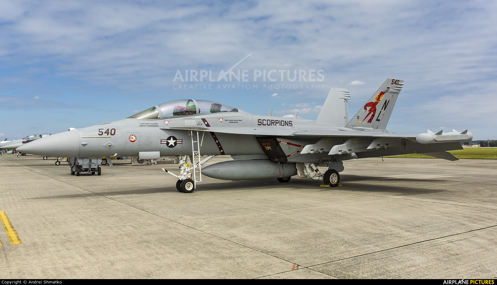 USA - Navy 168137 aircraft at Yokota AB