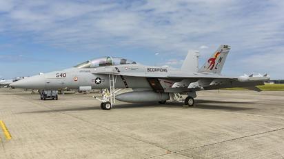 168137 - USA - Navy Boeing EA-18G Growler