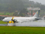 EC-MDZ - Vueling Airlines Airbus A320 aircraft