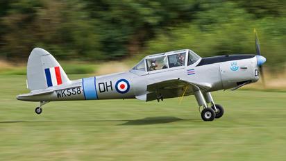 G-ARMG - Private de Havilland Canada DHC-1 Chipmunk