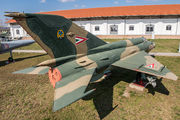 5721 - Hungary - Air Force Mikoyan-Gurevich MiG-21bis aircraft