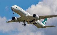 B-LRT - Cathay Pacific Airbus A350-900 aircraft