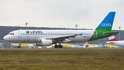 OE-LVS - LEVEL Airbus A320