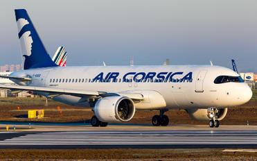 F-HXKB - Air Corsica Airbus A320 NEO