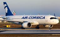F-HXKB - Air Corsica Airbus A320 NEO aircraft
