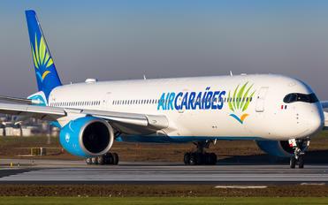 F-HMIL - Air Caraibes Airbus A350-1000