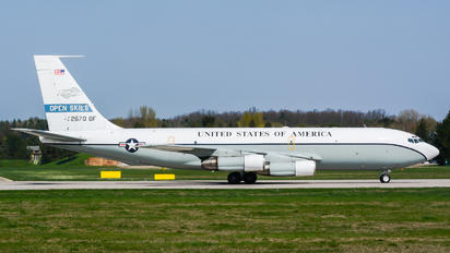 61-2670 - USA - Air Force Boeing OC-135W Open Skies