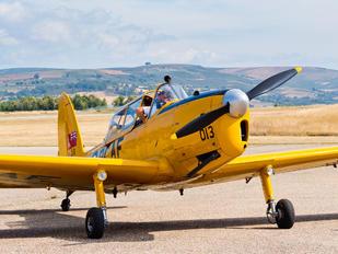 EC-LVH - Fundación Infante de Orleans - FIO de Havilland Canada DHC-1 Chipmunk