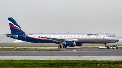 VQ-BOI - Aeroflot Airbus A321