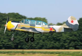 RA-3085K - Private Yakovlev Yak-52