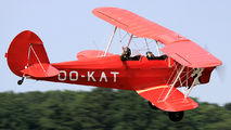 OO-KAT - Private Stampe SV4 aircraft