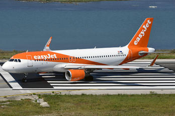 OE-INB - easyJet Europe Airbus A320