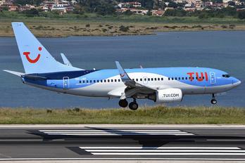 OO-JAR - TUI Airlines Belgium Boeing 737-800
