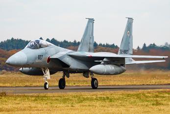 32-8827 - Japan - Air Self Defence Force Mitsubishi F-15J