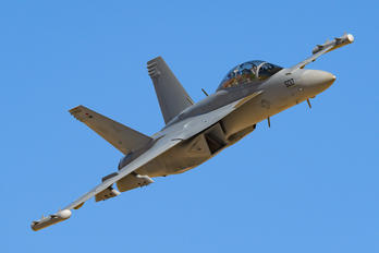 169145 - USA - Navy Boeing EA-18G Growler