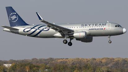 F-HEPI - Air France Airbus A320
