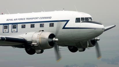 G-AMPY/(KK116) - Air Atlantique Douglas DC-3