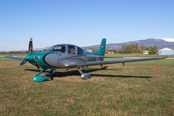 HB-KMN - Private Cirrus SR-22 -GTS