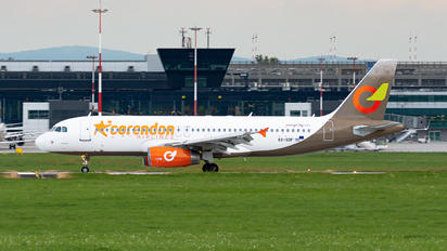 SX-SOF - orange2fly Airbus A320