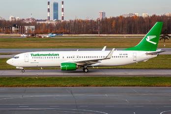 EZ-A016 - Turkmenistan Airlines Boeing 737-800
