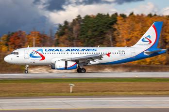 VP-BDL - Ural Airlines Airbus A320