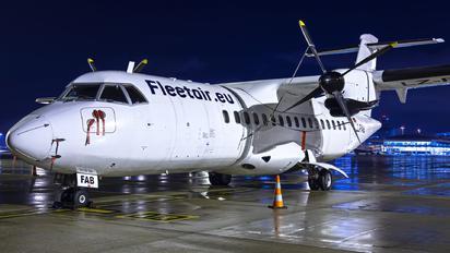 LZ-FAB - Fleet Air International ATR 42 (all models)