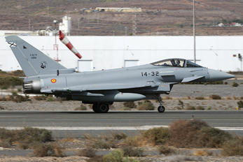 C.16-74 - Spain - Air Force Eurofighter Typhoon