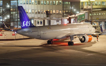 SE-ROT - SAS - Scandinavian Airlines Airbus A320 NEO