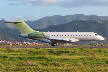 M-MYNA - Private Bombardier BD-700 Global 6000