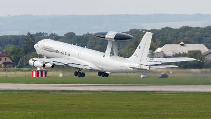 LX-N 90443 - NATO Boeing E-3A Sentry