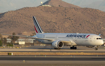 F-HRBI - Air France Boeing 787-9 Dreamliner