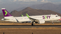 New Airbus A320neo for Sky Airlines Chile title=