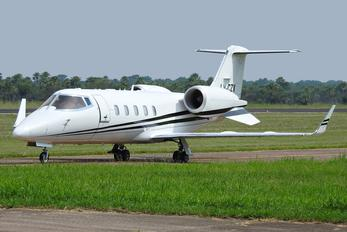 LV-CZX - Private Learjet 60