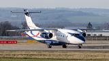 Dornier Do.328JET of Sun Air visited Ostrava